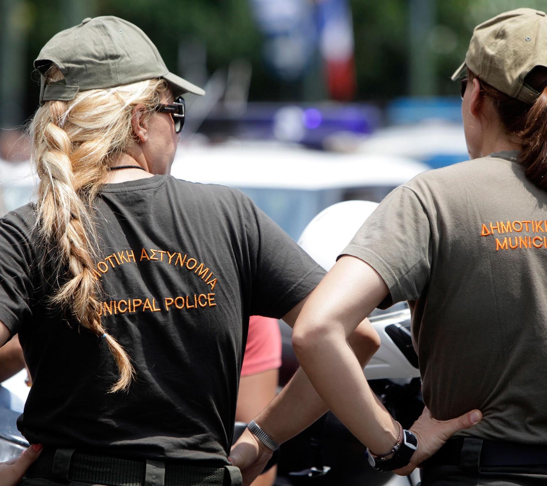 Υπεύθυνη καταρχάς η Δημοτική Αστυνομία